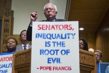 Anche Bernie Sanders contro il TTIP