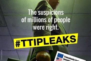 Greenpeace: ecco tutti gli imbrogli del Ttip