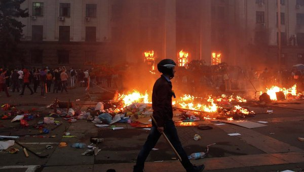 Ucraina, due anni fa la strage di Odessa
