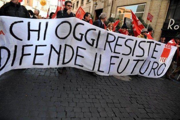 Roma, democrazia a km 1 per i lavoratori pubblici