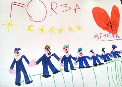 Milano, i sette operai della Marcegaglia: «Abbiamo occupato, non usciremo più»