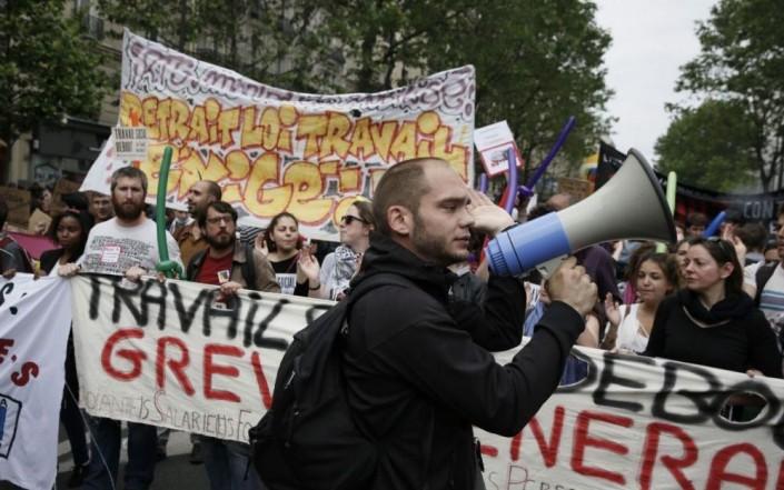 Francia, il giorno della lotta
