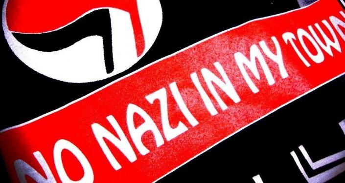 Nazigardaland per Forza Nuova, week end sul lago con razzisti di mezza Europa