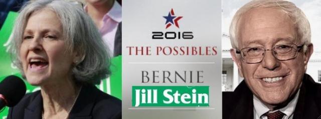 I Verdi Usa a Sanders: continuiamo insieme la tua rivoluzione
