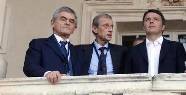 A Torino perdono insieme Renzi e Marchionne. Urrà per Appendino