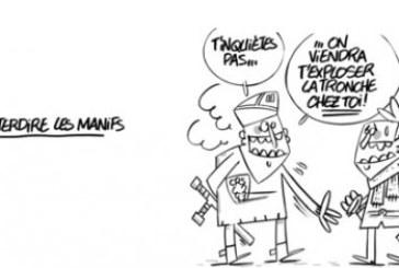 Parigi, il governo vieta il corteo contro la loi travail. Si cerca il dramma