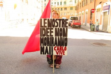 Genova, la piazza è di Carlo. Per gli sbirri c'è l'hotel di Bush