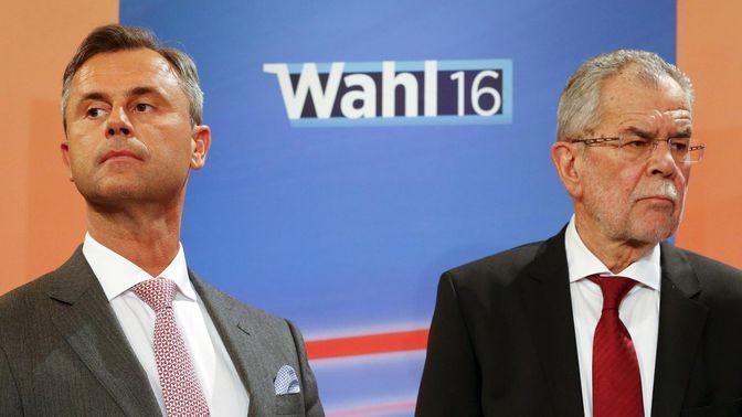 Austria, da rifare il ballottaggio