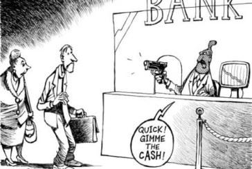 Abbiamo un problema: le banche