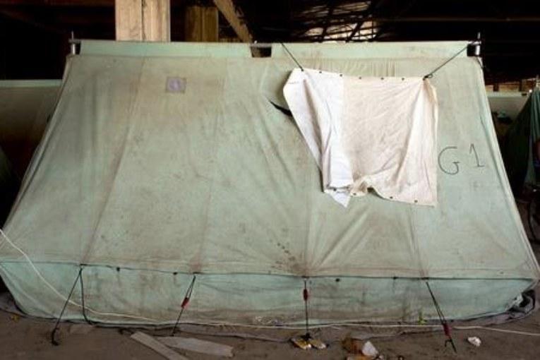 Bloccati in Grecia, nel limbo dei campi intorno a Salonicco