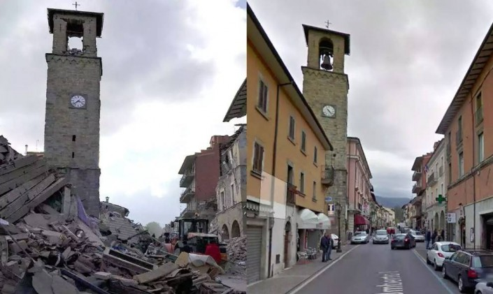 Terremoto: ma allora a che serve lo Stato?