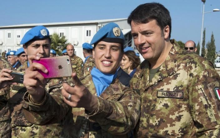 Con la riforma di Renzi, chi decide se l'Italia va alla guerra?