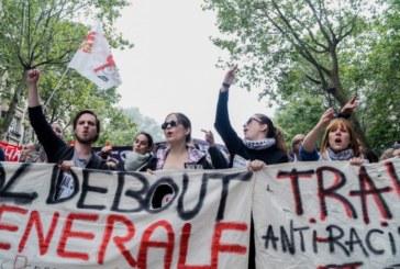 Parigi, ritorno in piazza per cancellare il Jobs Act