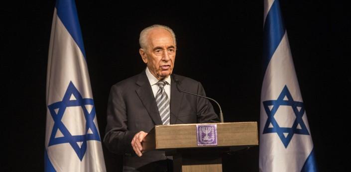 Peres, in morte di un usurpatore