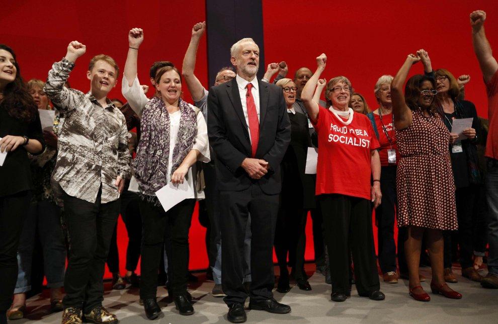 Jeremy Corbyn: «Ecco il socialismo del XXI secolo»