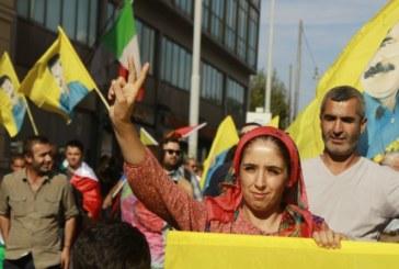 Da Roma, per Kobane, contro la guerra
