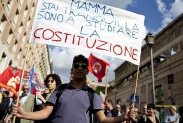 Referendum, brutto colpo per Renzi. Cgil voterà No