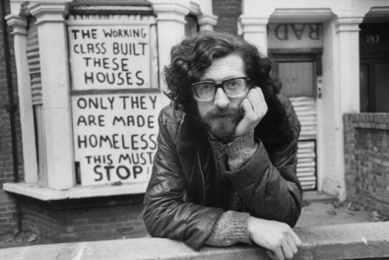 Piers Corbyn At Squat