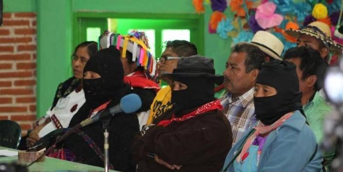 """Messico, zapatisti alle presidenziali: panico tra i """"progressisti"""""""