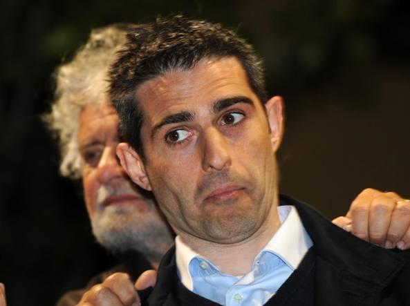 Pizzarotti e Grillo nel 2012