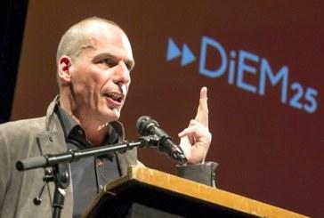 A che punto sta DiEM25, il movimento di Varoufakis