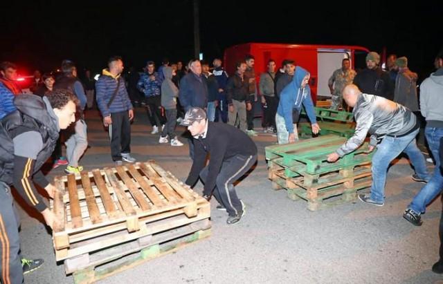barricate razziste 2016