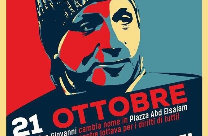 No Renzi Days, oggi sciopero, domani corteo