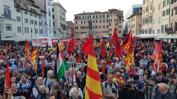 ilNo Renzi Day del 22 ottobre