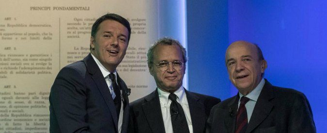 """Caro Zagrebelsky, governo Renzi e """"riforma"""" sono la stessa cosa"""