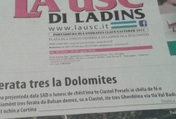 Ladini, le conseguenze della guerra e del turismo sul popolo delle Dolomiti