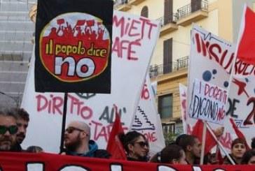 Referendum, Costituzione e lotta di classe