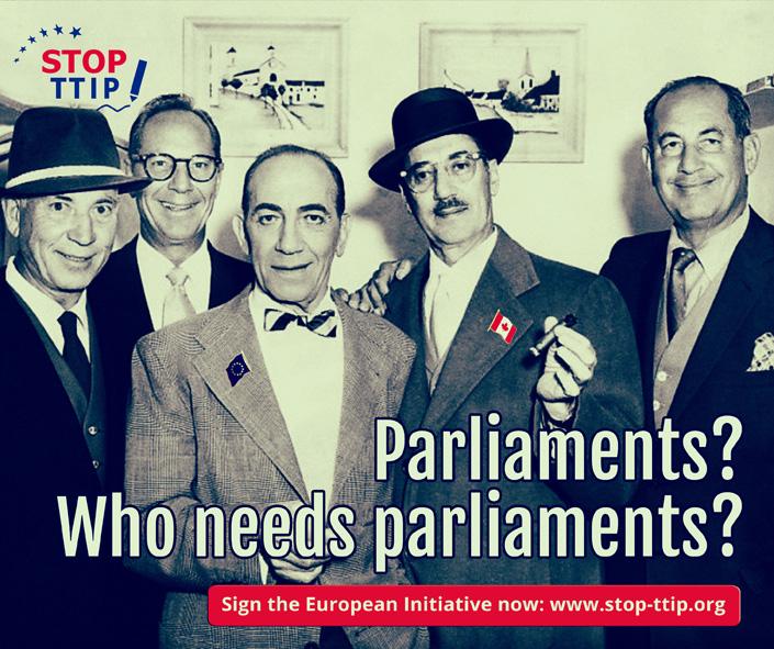 CETA: Strasburgo senza vergogna, bocciato ricorso alla Corte di Giustizia