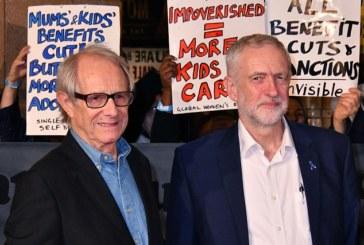 Corbyn: «Siamo tutti Daniel Blake. E insieme possiamo farcela»