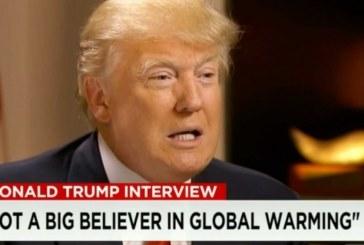 Salviamo l'umanità e l'ambiente da Trump