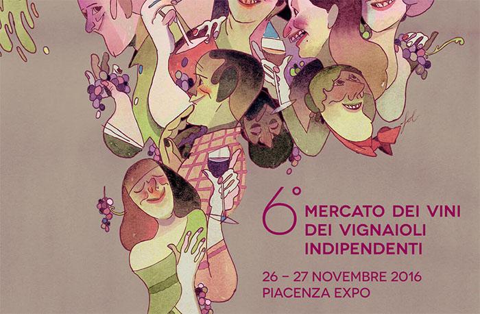 Piacenza, il ritorno dei vignaioli indipendenti