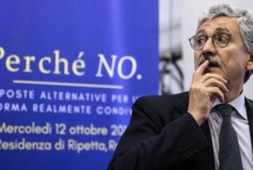 D'Alema scrive agli italiani all'estero e sbugiarda Renzi