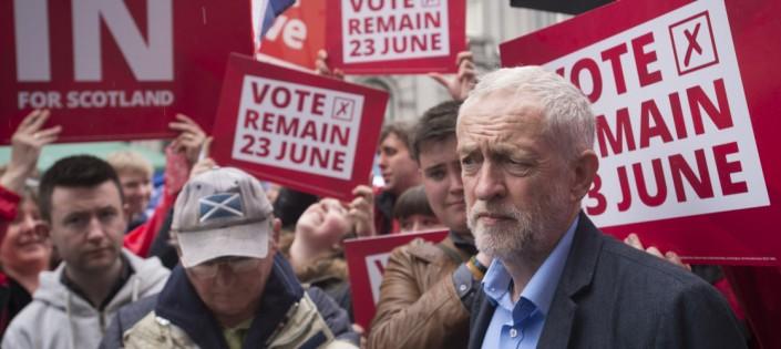 Corbyn: ok alla Brexit ma con la libera circolazione dei lavoratori