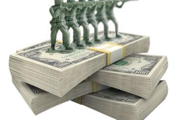 La macchina della guerra costa 64 milioni al giorno