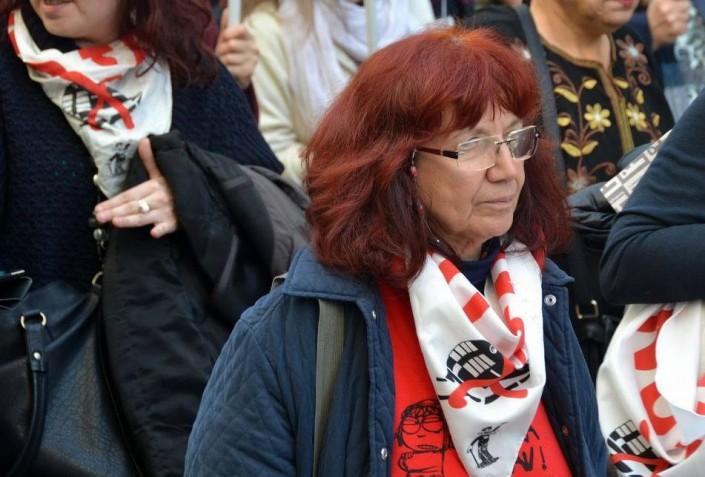 Nicoletta Dosio è libera!