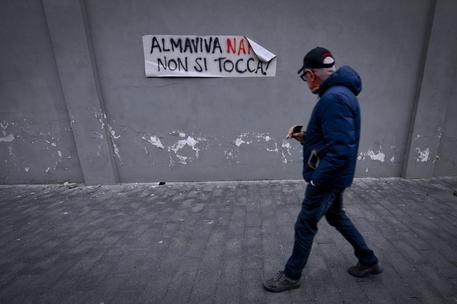 Lavoro: Almaviva Napoli; partenza bus per Roma