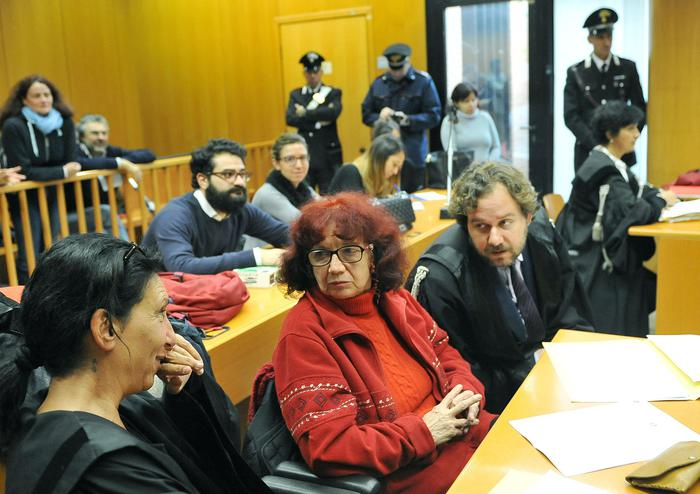 Otto mesi di condanna per l'evasa No Tav, Nicoletta Dosio