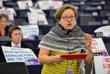 Gue: l'italiana Eleonora Forenza candidata alla presidenza del Parlamento europeo