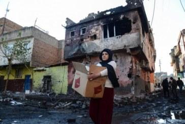 Amnesty: basta con la pulizia etnica in Kurdistan