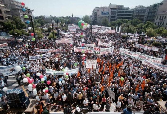 Grecia, quinto sciopero generale dell'era Tsipras