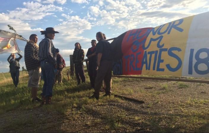 La vittoria Sioux contro fucili, granate e facebook