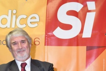 Poletti: alle urne subito per glissare il referendum sul jobs act