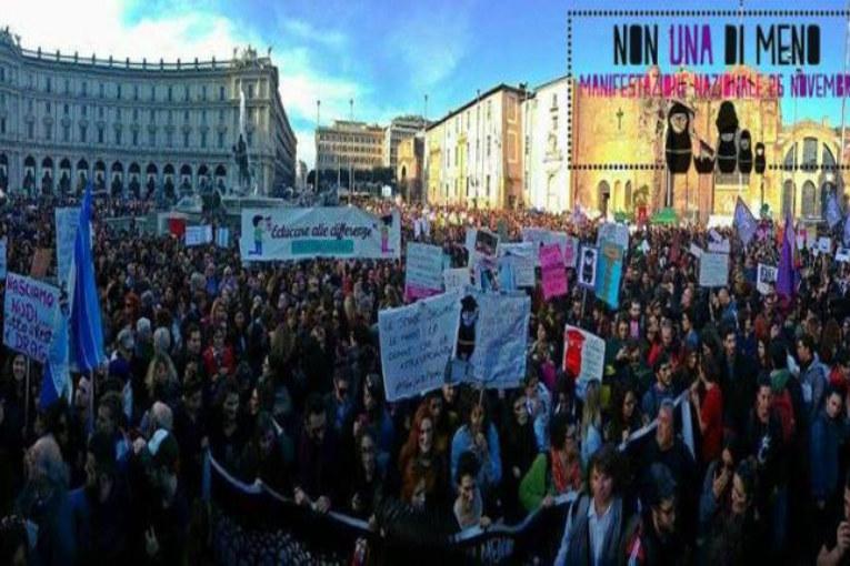 #Nonunadimeno verso lo sciopero globale delle donne