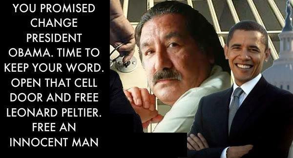 Peltier resta in galera: l'ultimo crimine di Obama