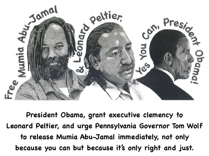 Peltier, Mumia e gli altri: che cosa aspetta Obama?