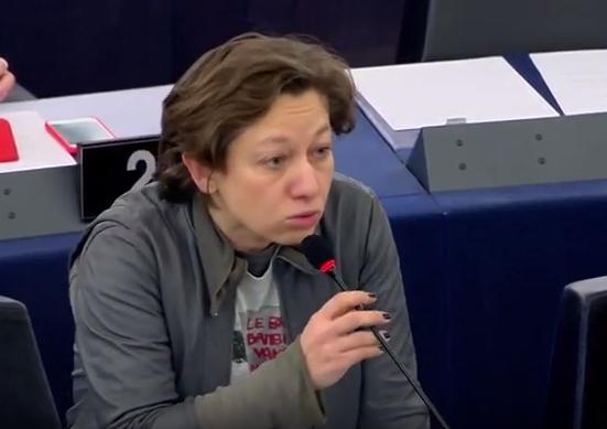 Forenza: «Il Parlamento europeo non dev'essere una zona rossa»